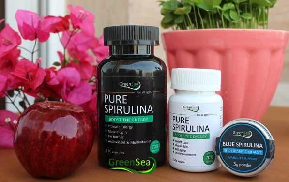 جلبک اسپیرولینا چیست ؟