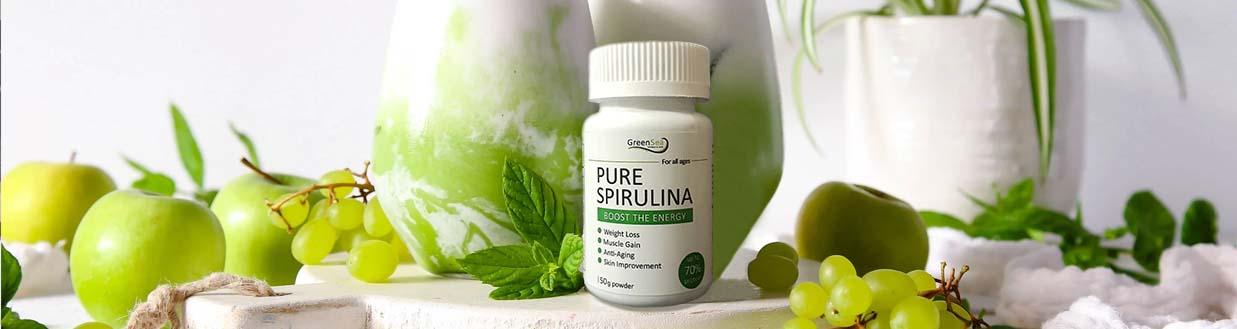 اسپیرولینا چیست ؟ و چه خاصیتی دارد ؟